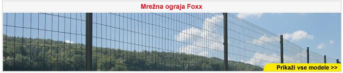 Mrežna ograja Foxx